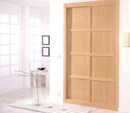 Puertas para armarios empotrados frentes de armario frentes correderos con perfiles de aluminio - Puertas de armarios empotrados de diseno ...