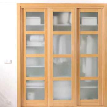 Puertas para armarios empotrados frentes de armario - Armario de plastico para exterior ...