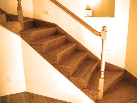 Instaladores de parqu en escaleras revestimientos para - Escaleras de interior de obra ...