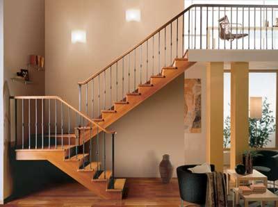 Instaladores Y Fabricantes De Escaleras De Madera Natural