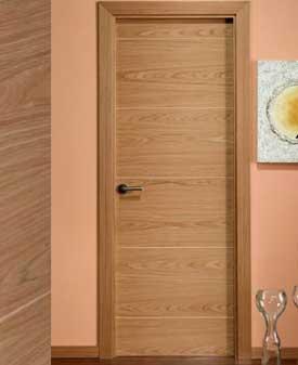 Instaladores puertas tipo semi macizas lisas para interior - Puertas de interior ofertas ...