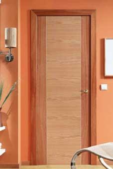 Instaladores puertas tipo semi macizas lisas para interior - Puertas de interior macizas ...