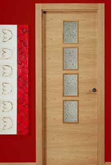 instalaci n de puertas de madera lisas y con grecas para