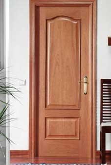 Instalacin y colocacin de puertas interiores de madera provenzales
