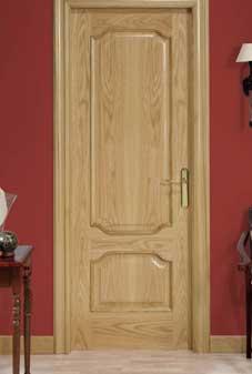 Instalaci n y colocaci n de puertas interiores de madera for Puertas acristaladas interior