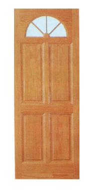Instaladores de puertas de entrada de madera provenzales - Puertas acristaladas exterior ...